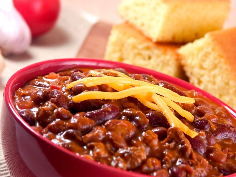 Real Food Chili in the Crock Pot | A Real Food Lover