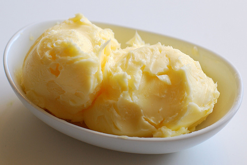 Butter is my favorite food group