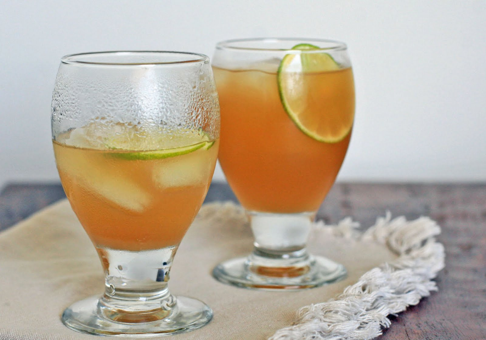 Ginger beer a probiotic summer drink a real food lover for Tea and liquor recipes
