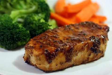 how to cook ahi tuna well done